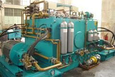 鋼管拋丸清理機系統