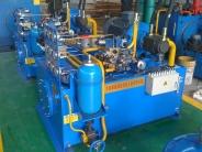 四川鋼格板壓機系統